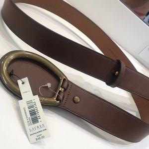 New Ralph Lauren Belt